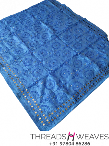 Chanderi Handicraft Dupatta